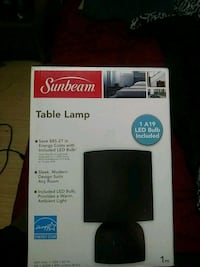 Table lamp Chicago, 60622