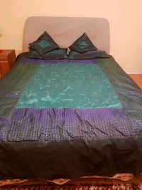 King sized bed for sell  Richmond Hill, L4C 0E4