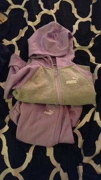 3t girls puma outfit