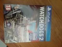 Jeux ps4 watch dogs 2