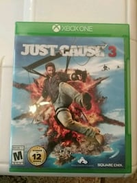 XBOX ONE JUST CAUSE 3 Rancho Cucamonga, 91739