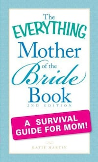 The Everything Mother of the Bride Book by Katie Martin (Paperback, 20 Richmond Hill