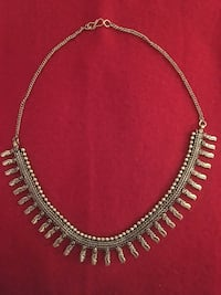 silver-colored necklace with lobster lock Abbotsford, V2S 3N5