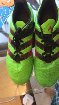 Adidas cleats size 6 Mississauga