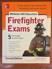 McGraw-Hill Education Firefighter Exams, 2nd Edition Las Vegas, 89107