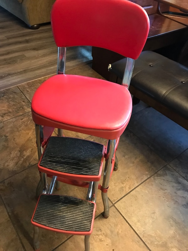 Chair with steps