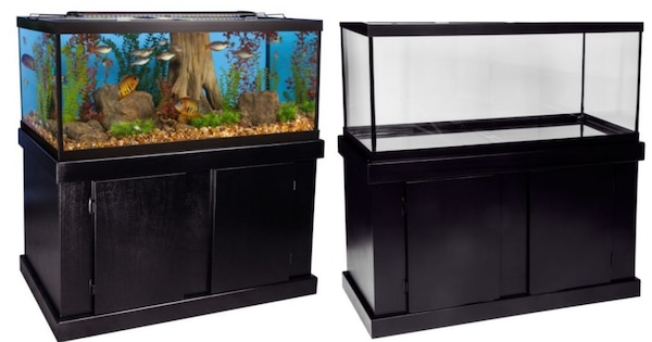 Marineland 75 Gallon Aquarium Majesty Ensemble