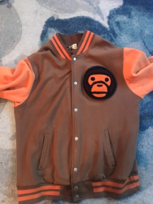 3bc57d297689 Used Drip Alert ????bathing ape Bape jacket for sale in ROCHESTER ...
