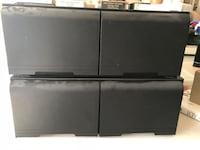 video tape/VCR/DVD drawers 1 for 7.2 and 2 for 13 Boynton Beach, 33436
