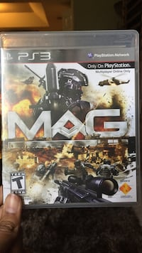 PS3 MAG game  Tampa, 33615