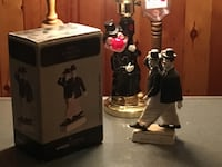 Collectible Laurel & Hardy figurine