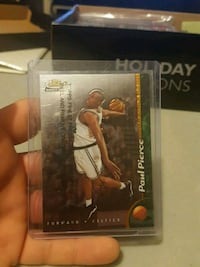Paul pierce topps finest rookie  Jessup, 20794