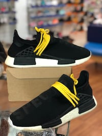 Human species Pharrell human race Nmd Size 11.5