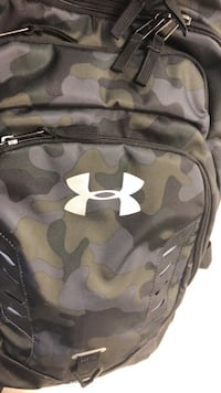 brown and white Under Armour backpack Annandale, 22003