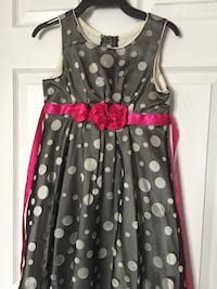 Marc & Maddie girl's party dress size 7 Mississauga, L5K 1H5
