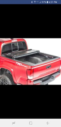 5' Bakflip VP. Hard Tonneau Cover Thompson, 06277