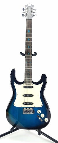 Randy Jackson American Tribute Limited Edition Electric Guitar (An American Idol Collectors Item) Mesa