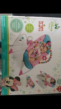 Bright Starts Minnie Mouse bouncer seat Riverside, 92504