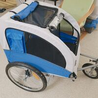 Pet carrier / stroller 30 km