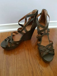 Lucky Brand Olive green shoes Kirkland, H9H 3P7