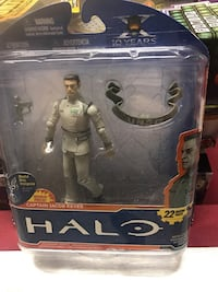 Brand New Halo Figure Welland