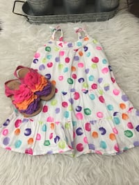 18 months worn once and toddler 7  Springville, 84663