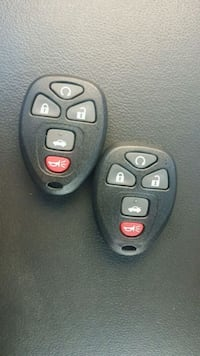 GM key fob, brand new.