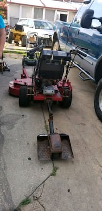 Toro walk behind mower with brand new transmission Dundalk, 21222