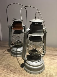 Dietz lanterns, 20+ years old  Toronto, M4M 3A1