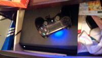 black Sony PS4 console with controller Memphis, 38128