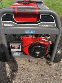 Letgo Red And Black Elite Portable Generator In Milton Pa