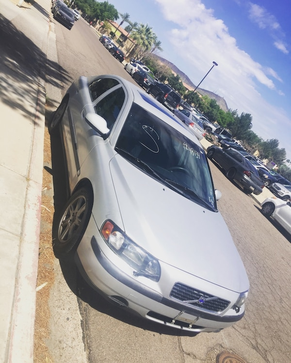 Used 2001 Volvo S60 2 4turbo Won T Stay Running But Starts For In Phoenix Letgo