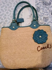 Coach Bag and Wallet -Authentic & mint condition