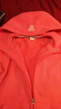 TNA sweater zip-up hoodie size small
