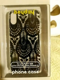 Heyday phone case for new iPhone 2018 X Pearl, 39208