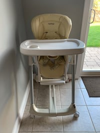High Chair Peg-Perego Bolton, L7E 2Y5