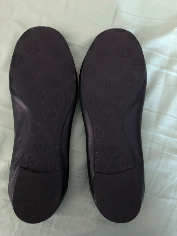 3ca1da2d87ad Used Tory Burch flats size 8 for sale in San Mateo - letgo