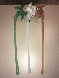 Murano Glass Flowers Laval, H7K 2T9