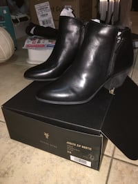 Fry bootie black shoe boot size 8 New York, 11204