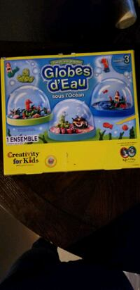 Creativity for Kids Water Globe Craft NEW Vaughan, L4H 0Z9