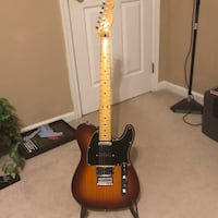 Fender telecaster made in China  Round Hill, 20141