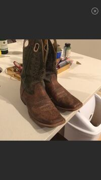 Size 11 boots San Marcos, 78666