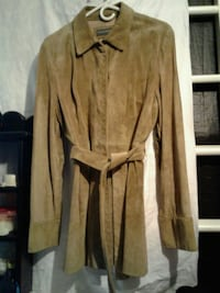 VINTAGE SUEDE COAT SIZE LRG. Fairfield, 94534