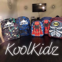 Backpacks McAllen, 78504