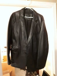 2XL real lamb leather blazer  Calgary, T3A 5K1