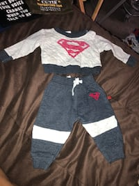 Superman outfit (NB)  Merced, 95348