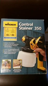 Wagner Control Stainer 350 Cypress, 90630