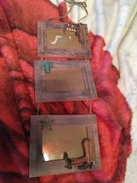 3 picture frames all together Quecreek, 15555