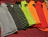 assorted-color polo shirt lot Norwalk, 90650