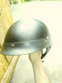 black and gray half-face helmet Peterborough, K9H 2J7